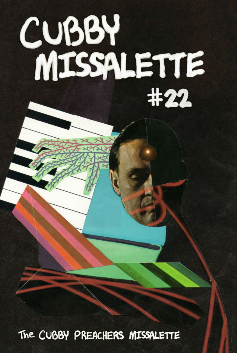 cover of cubby missalette 22